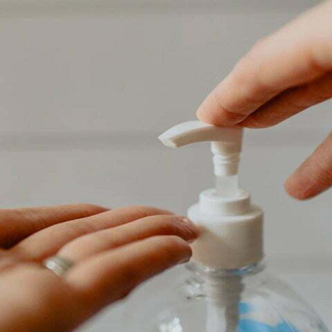 Pump Pack Hand Sanitiser