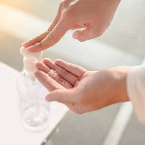 Sanitisers & Dispensers