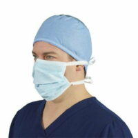 Sterile Surgical Face Masks 3Ply -Ties PCK/20