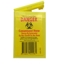 Sharps Container Small 100ml (37815)