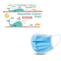 Kids Disposable Face Masks PCK/50